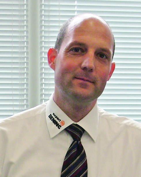Stefan Kanthak, Technischer Leiter