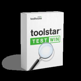 toolstar®testWIN mit shredder