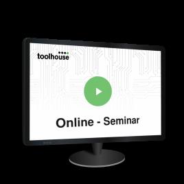 """Online-Seminar """"toolstar®testLX –Ein schneller Einstieg"""""""